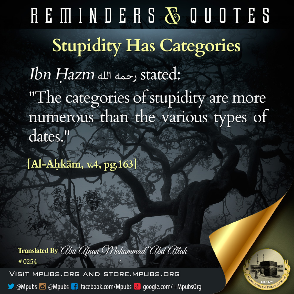 quote0254 stupidity has categories eng