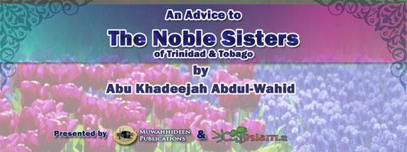 advicetosisters abukhadeejah