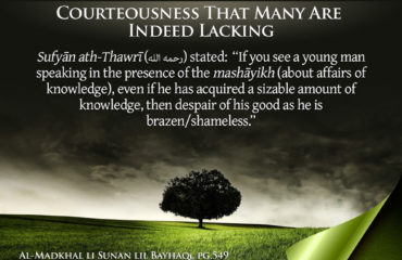 quote0038 courteousness that many are indeed lacking eng